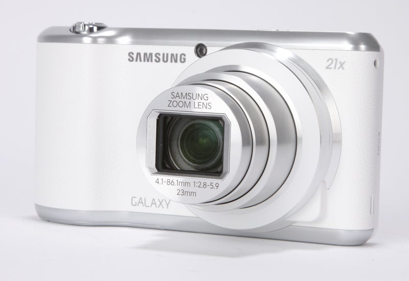 Samsung Galaxy Camera 2 Review - side view