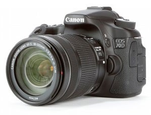 Canon EOS 70D digital camera deal