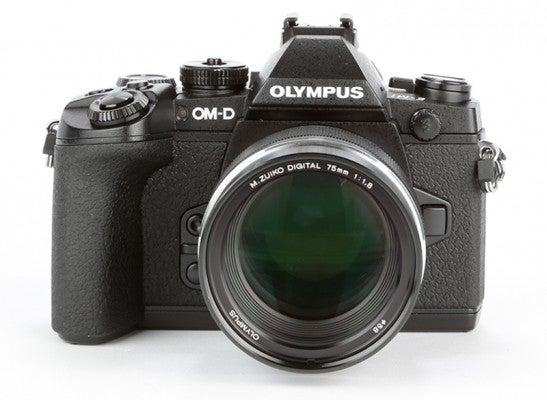 Olympus OM-D E-M1 product shot 9