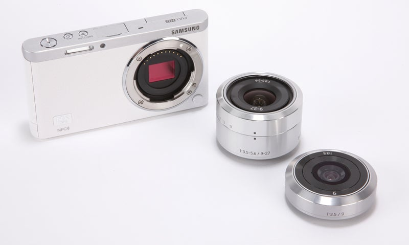 Samsung NX Mini Review - with lenses