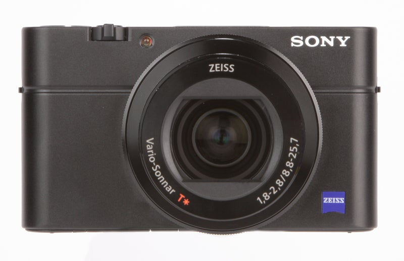 Sony Cyber-Shot RX100 III Review - front view