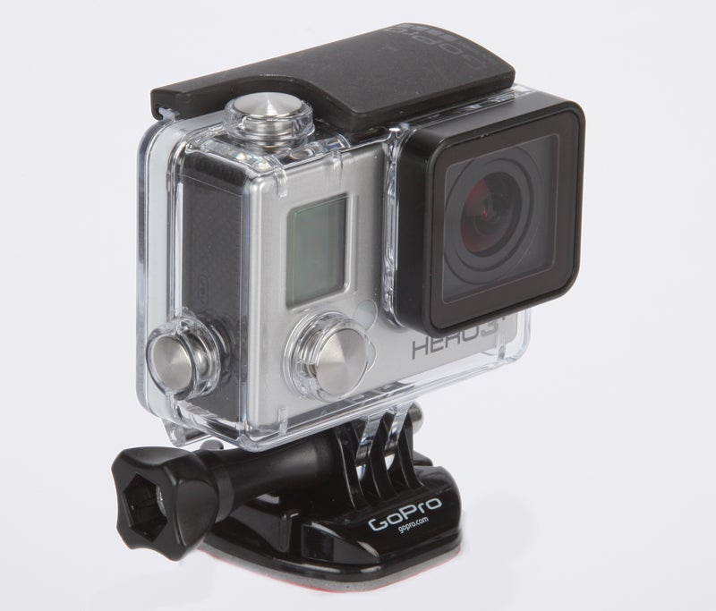 GoPro Hero3 + front side