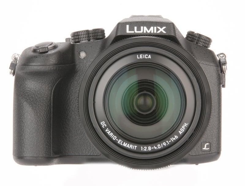 Panasonic Lumix FZ1000 Review - front