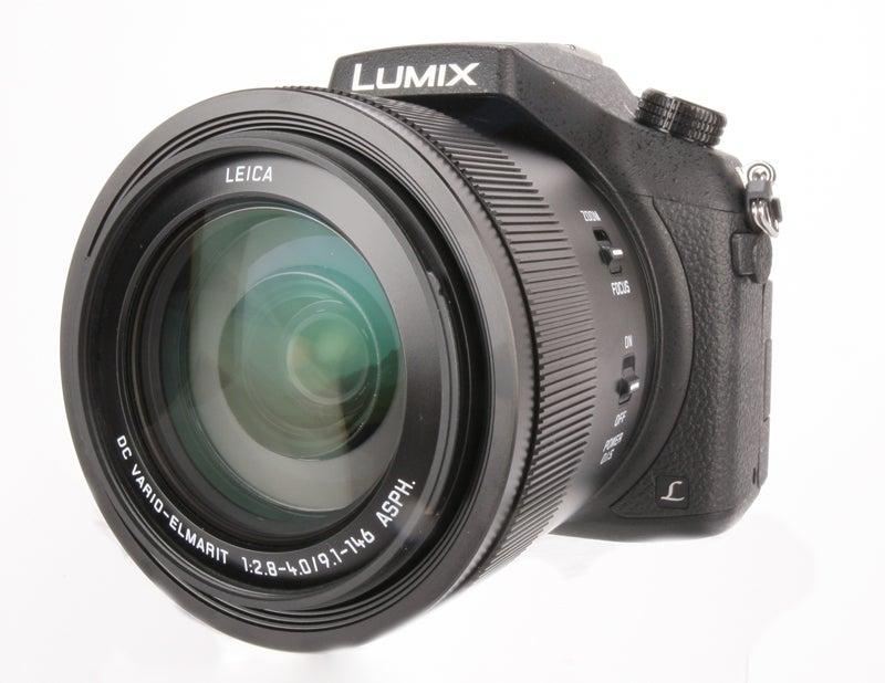 Panasonic Lumix FZ1000 Review - side on