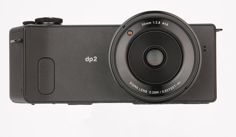Sigma dp2 Quattro Review - front
