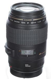 Canon 100mm f/2.8 USM