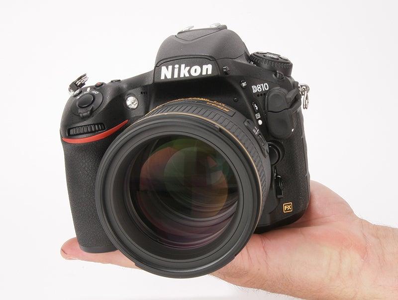 Nikon D810 Review - handheld