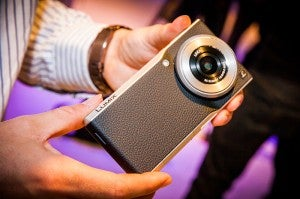 Panasonic Lumix CM1 hands-on
