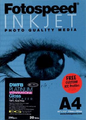 Fotospeed DWFB Platinum Gloss