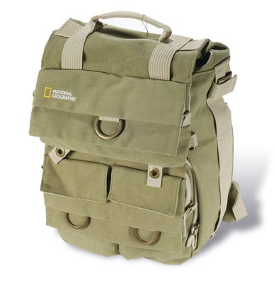 National Geographic Bag