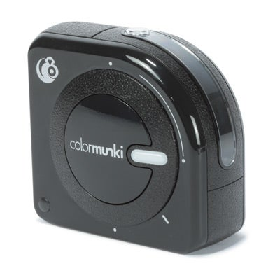 X-Rite ColorMunki Photo colour calibrator - What Digital Camera