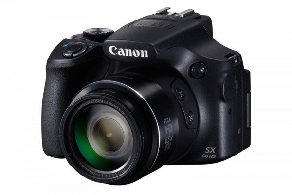 Canon PowerShot SX60 HS product shot 3