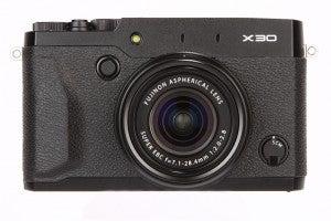 Fujifilm X30 product shot 20