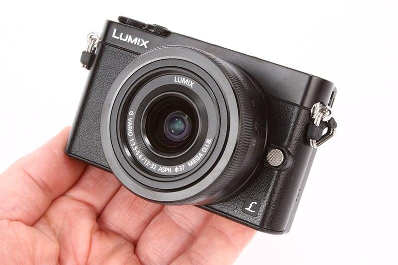 Panasonic Lumix GM5 product shot 1