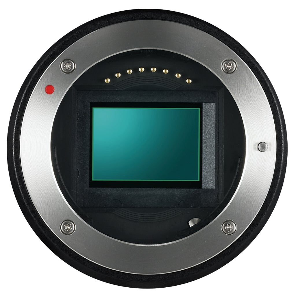Digital camera imaging sensor