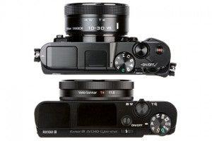 Lens-size