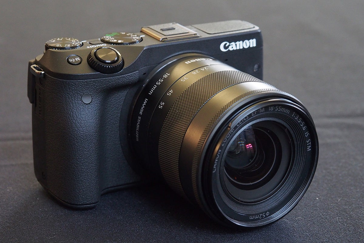 Canon EOS M3 Review - What Digital Camera
