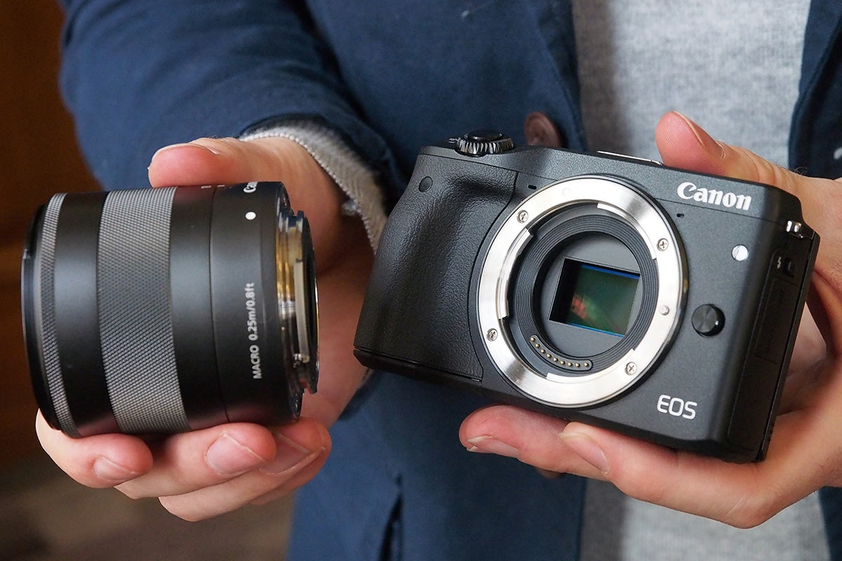 Canon Eos M3 Review Hands On First Look Wdc