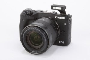 Canon EOS M3 product shot 10
