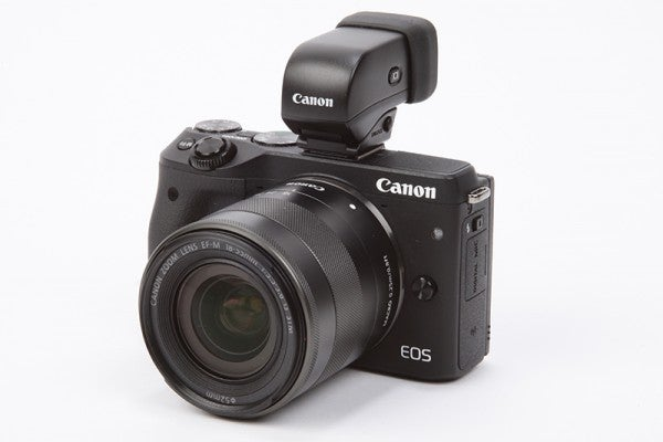 Canon EOS M3 product shot 17