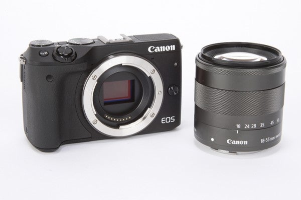 Canon EOS M3 product shot 8