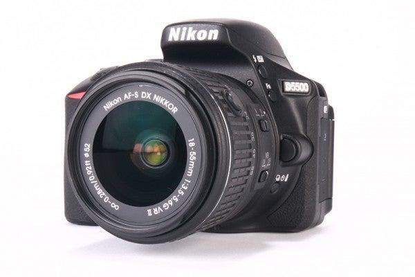 Nikon D5500 product shot 1
