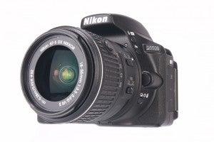 Nikon D5500 product shot 3