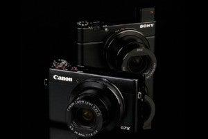 Sony RX100 III-vs Canon G7 X comparison