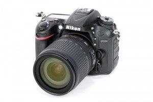 Nikon D7200 review product shot 1