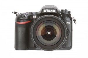 Nikon D7200 review product shot 4