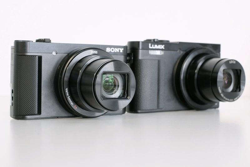 Panasonic TZ70 vs Sony HX90V - What Digital Camera