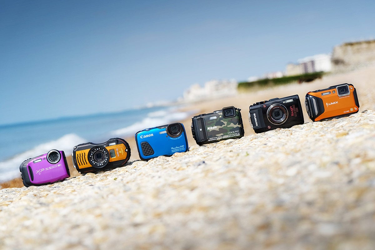 Best Underwater Camera Group Test 2015 - What Digital Camera