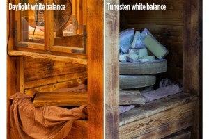 colour balance