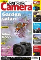 What Digital Camera front cover Jun