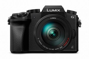 Panasonic Lumix G7 product shot 2