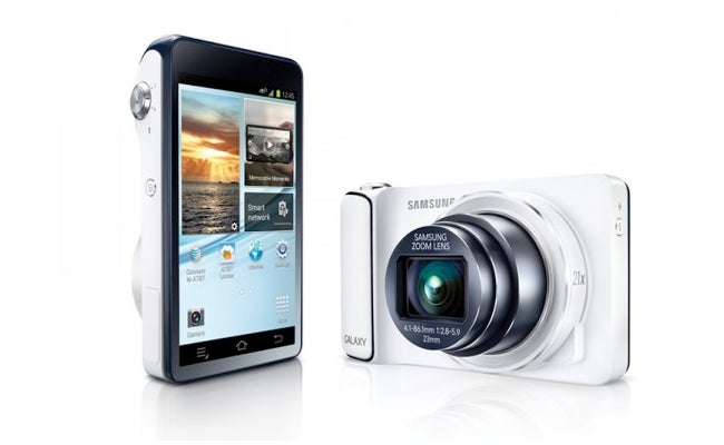 Camera and phone