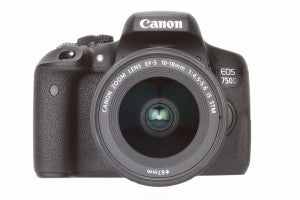 Canon EOS 750D product shot 12
