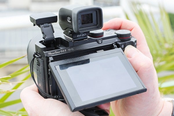 Canon PowerShot G3 X hands-on 3