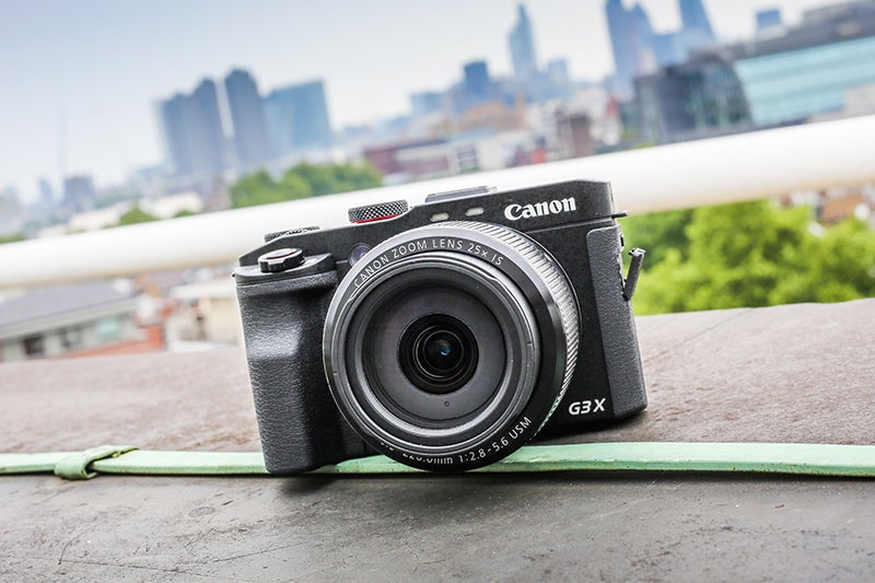 Canon PowerShot G3 X First Look