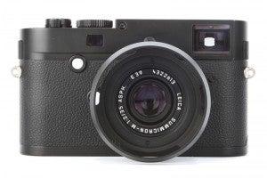 Leica M Monochrom product shot 3