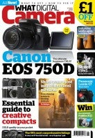 What Digital Camera August 2015 cover