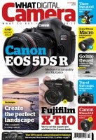 What Digital Camera September 2015 cover