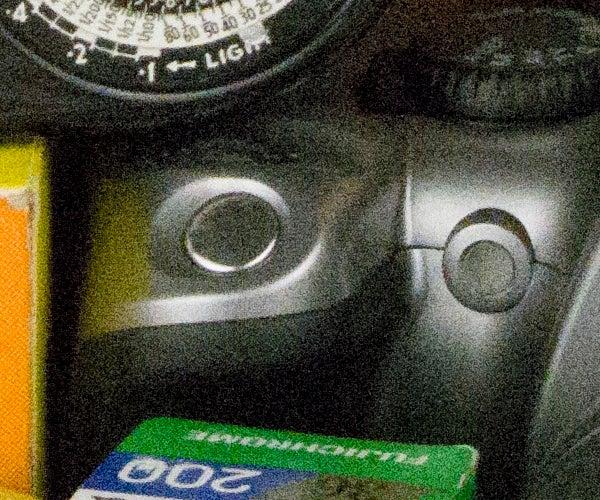 Pentax K-3 II noise – ISO 12,800