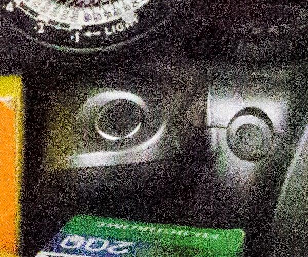 Pentax K-3 II noise – ISO 51,200