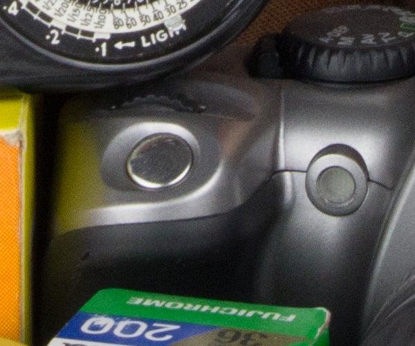 Pentax K-3 II noise – ISO 800