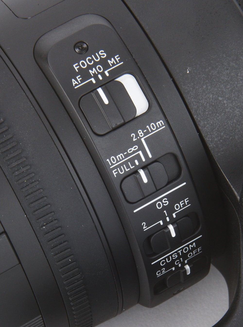 Sigma 150 600mm Comparison Field Test What Digital Camera
