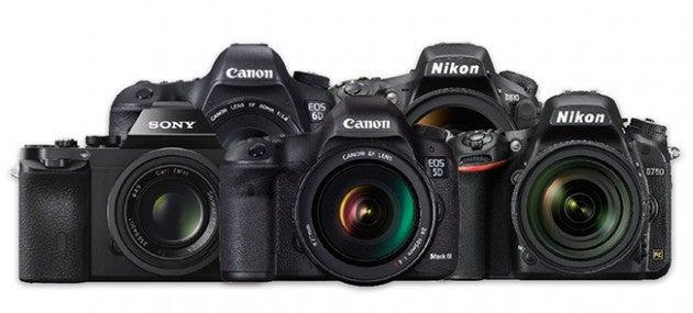 The best full frame cameras