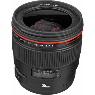 Canon 35mm f1.4