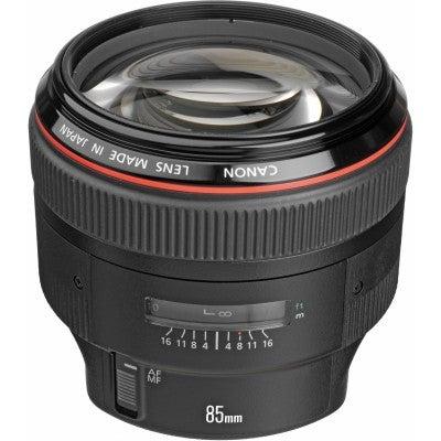 Canon 85mm f1.2