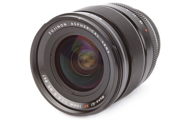 Fujifilm XF 16mm f/1.4 R WR review